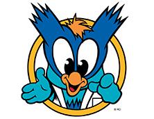 Dr. Wiszer Mascot | Atlanta Mascot Productions