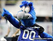 Georgia Force Mascot | Atlanta Mascot Productions